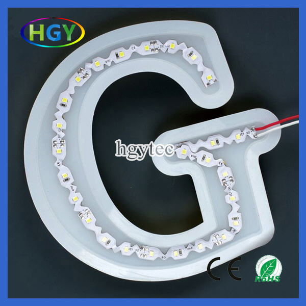 Led Channel Letters Wholesale Back Lit Channel Letters